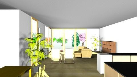 living corr 2.2 - Living room - by inge vermeire