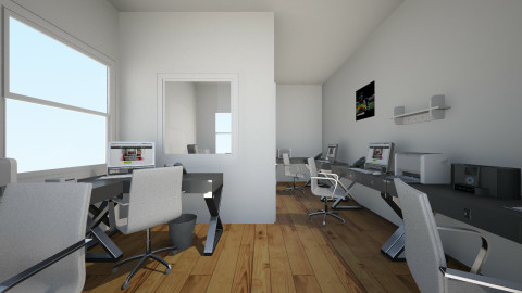 CAPSA 2 - Minimal - Office - by TheKhristooff