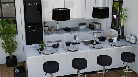 kicheN - Kitchen - by TeA design Belgrade