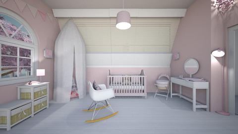 G_ power - Kids room - by gaietta_aa