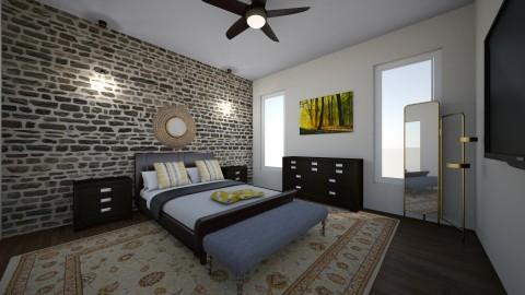 Master Bedroom2 - Classic - Bedroom - by gmoore81