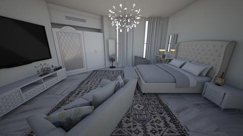 room - Bedroom - by jinnnoty