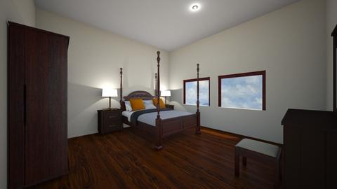 1892 - Bedroom - by Infinity_Girl86