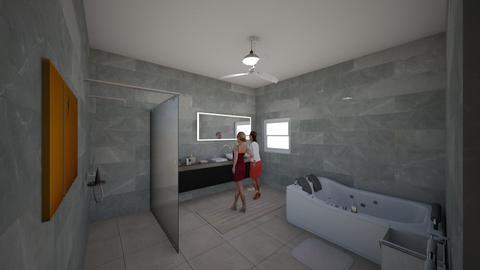 no 1 - Bathroom - by tessagamble