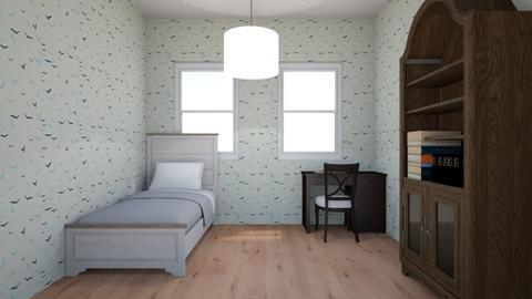 kojinnheya - Bedroom - by SHUNA