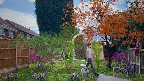 Garden 1 - Garden - by monaleo