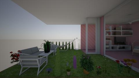 noyas hous - Modern - Bedroom - by yaelidesign