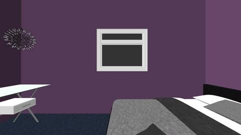 idk room - Minimal - Bedroom - by RomanSanders