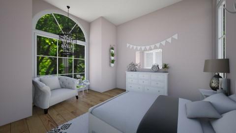 country - Bedroom - by sophiapj