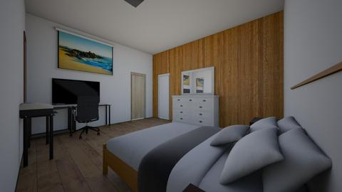 Cuartyo - Bedroom - by emanuelriveroo