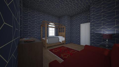 My bedroom - Bedroom - by ShadowBunny