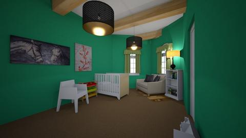 Lovely Babies Room - Classic - Kids room - by 23ZKeister