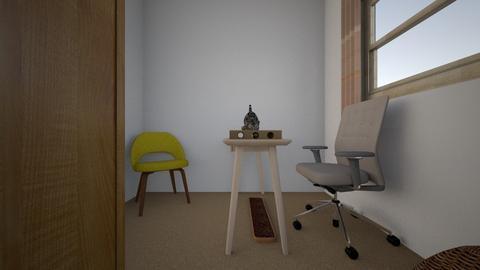 office - Office - by SeekingSunlight