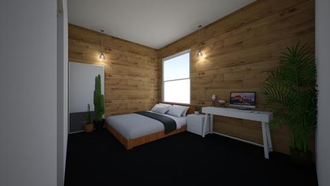 Natural Bedroom - Bedroom - by eby_bond