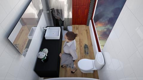 vonia 12 - Bathroom - by Dennkka