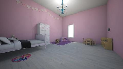 MADSEN template - Kids room - by Mcgabby101