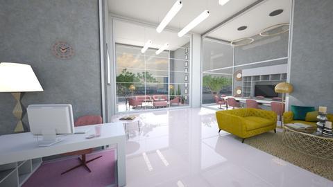 my office - Office - by vladahoroshevska