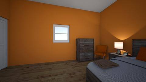 bedroom one - Bedroom - by Hannah Barton