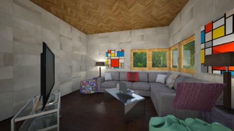 Inspirational Living Room - by Annoying_Seagull
