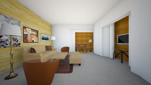 mohak shamani - Modern - Living room - by mohak shamani