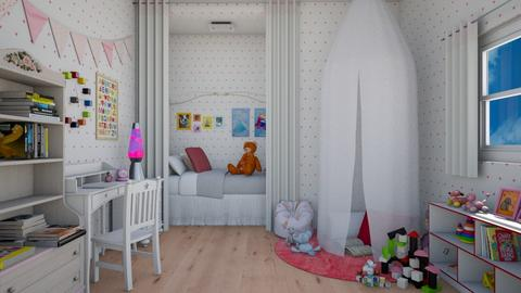 Princess Room - Kids room - by colorful_eye