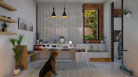 Dining room - by barnigondi