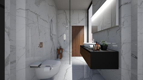 Casa207Bathroom - Modern - Bathroom - by nickynunes