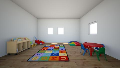 Baby Playroom side 2 - by PiggyLover316