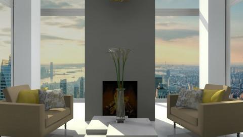 Black Hole Sun - Minimal - Living room - by deleted_1566988695_Saharasaraharas