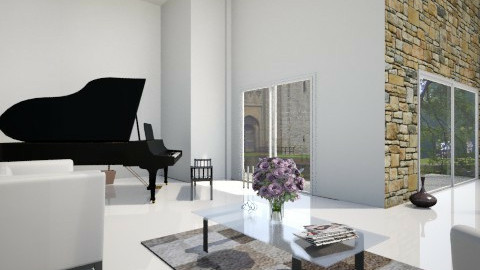 new home - Classic - by Manoor Ali