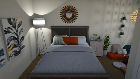 Ashs BR - Bedroom - by devnk