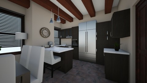 kitchen - by vanessa_wathier