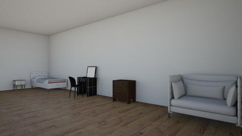 k - Bedroom - by kimberlybuazard