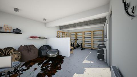 Garage - by Simonexx