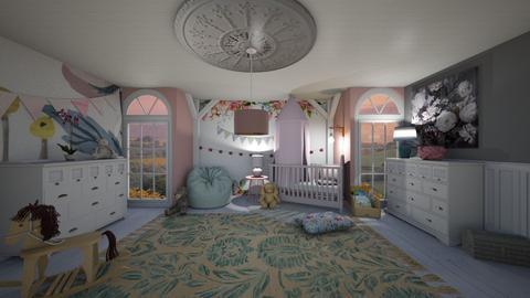 child - Kids room - by miaxxx