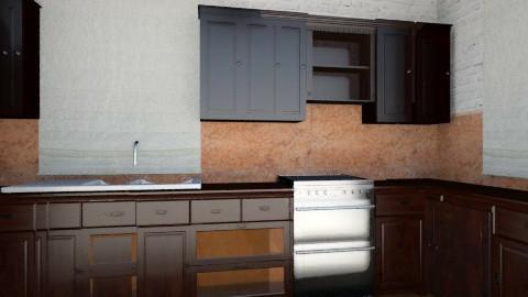 Irene kitchenaa 123  - by Milkywayisland