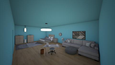 Henrick Rose - Bedroom - by Rsvo64