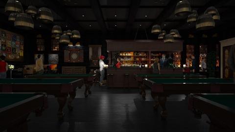 Design 401 Pool Pub - by Daisy320