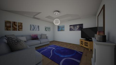 Living Room - by Panda65