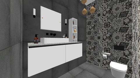 Emotive - Modern - Bathroom - by kamran ch
