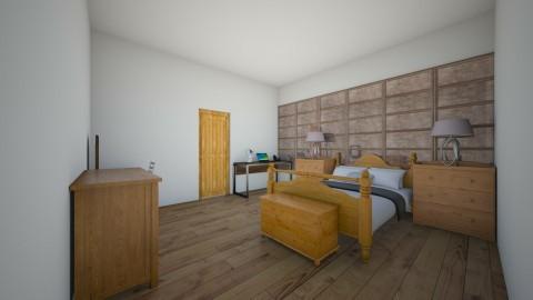 Bedroom2 - Bedroom - by Fuzzy Squirrel