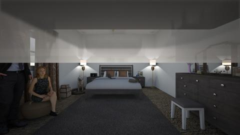 rosell - Classic - Bedroom - by rosell h