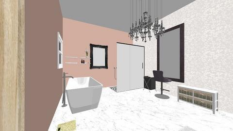 Fancy Bathroom master - Glamour - Bathroom - by taylorgrider16