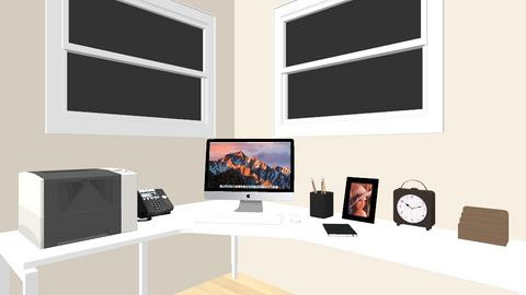 office - by sashaoseguera
