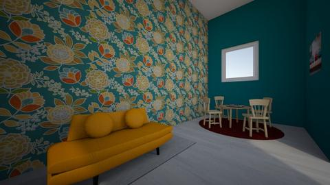 Stylish Nursery - Kids room - by TheColorConsultant