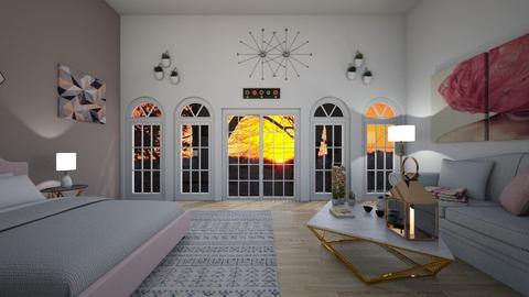 Design 13 MWAH - Glamour - Bedroom - by jordan12435