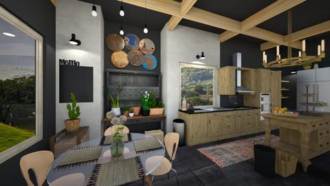 IP Artisan Kitchen - by tiffanysblues