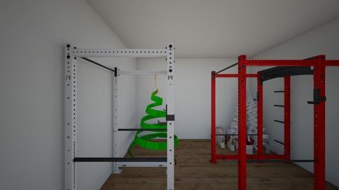the best gym ever  - Vintage - by lexileemeek