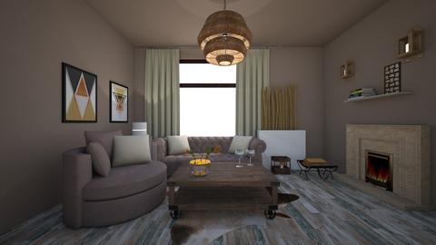 202 - Living room - by TeodoraYord