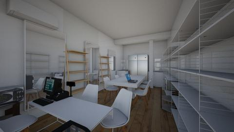 PETE SHOP - Minimal - Office - by pete_amartos
